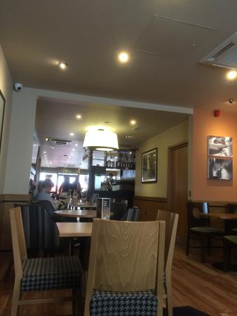Costa Coffee Long Eaton 29 Market Pl Menu Prices