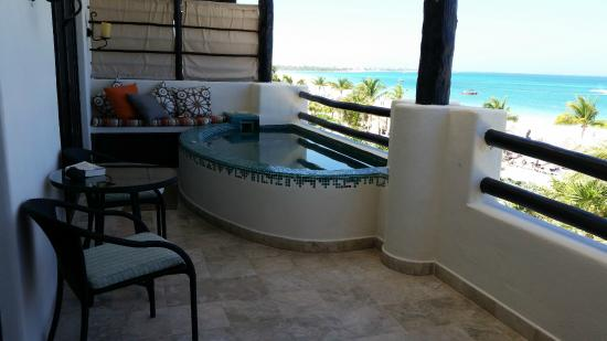 Secrets Maroma Beach Riviera Cancun Ocean Front Honeymoon Suite