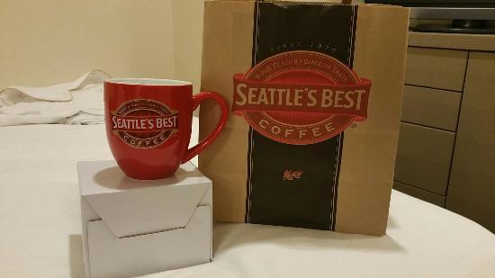 Seattle;s Best Coffee Yodobashi Hakata