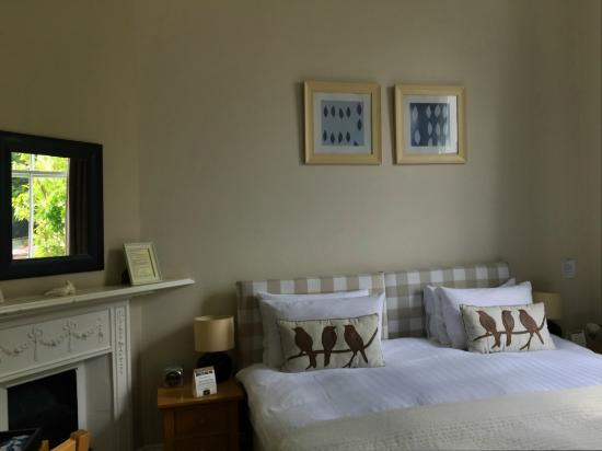 The Cheltenham Townhouse: Bedroom
