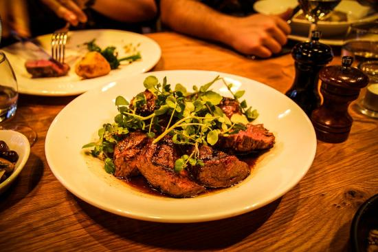 Wine & Food Lovers' Tours: Lunch at Red Hill Epicurean