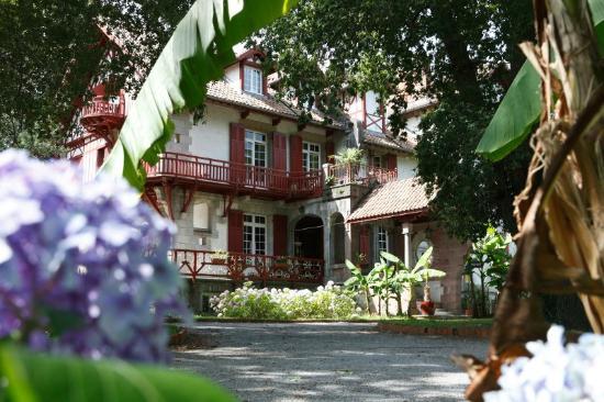 Maison d'hôtes Rosa Enia : L'entrée de Rosa Enia