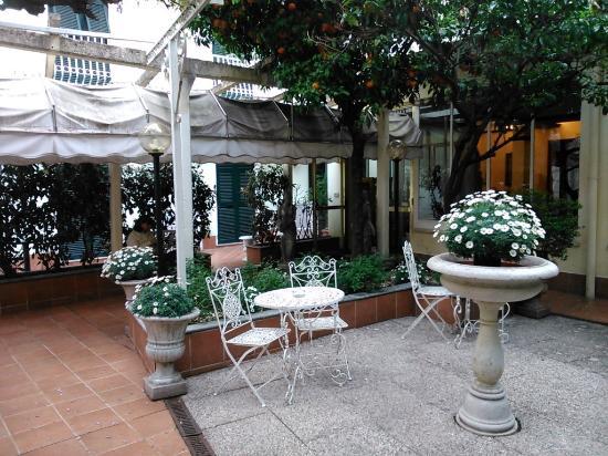 Hotel Villa Luisa : ingresso