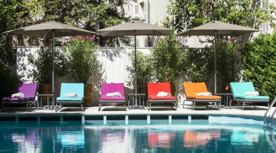Hotel Jules Cesar Arles MGallery Collection: Piscine