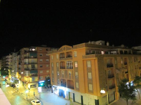 Occidental Granada: View from the room
