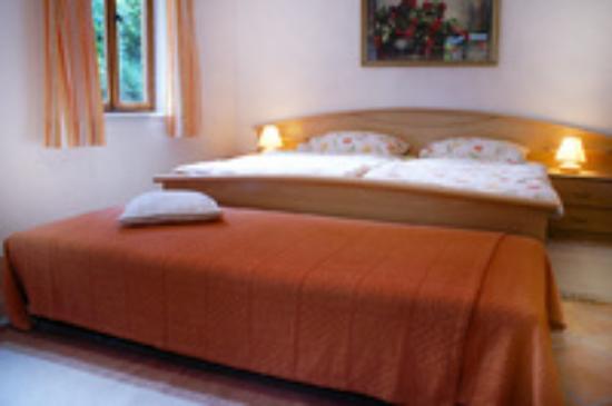Drosedow, Germany: Schlafzimmer Ferienhaus