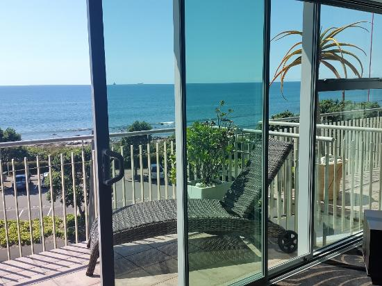 Millennium Hotel New Plymouth Waterfront : View