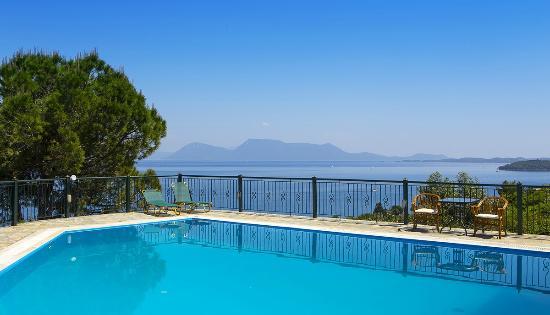 Aliki Hotel: Swimming Pool