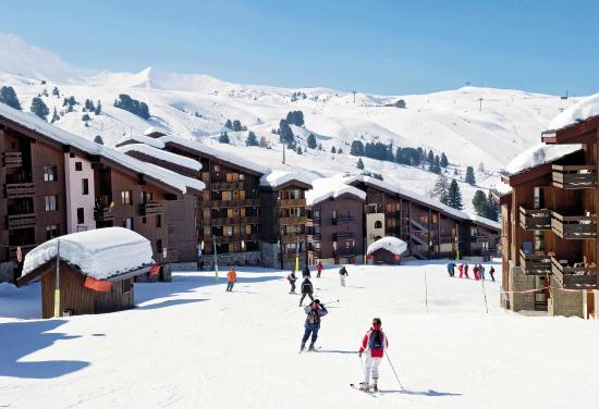 Pierre & Vacances Residence Les Chalets des Arolles