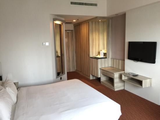 Sunway Hotel Seberang Jaya: Room View