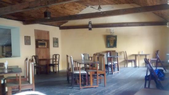 Loafer's Corner cafe: restaurant
