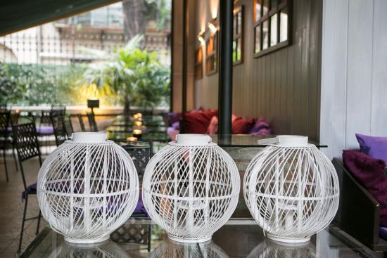 La Scaletta: Dettagli del giardino