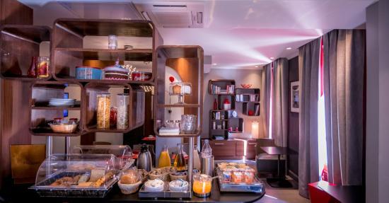 Hotel Garance: Petit-déjeuner