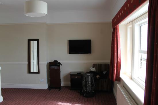 Best Western The Hotel Hatfield : Huge room