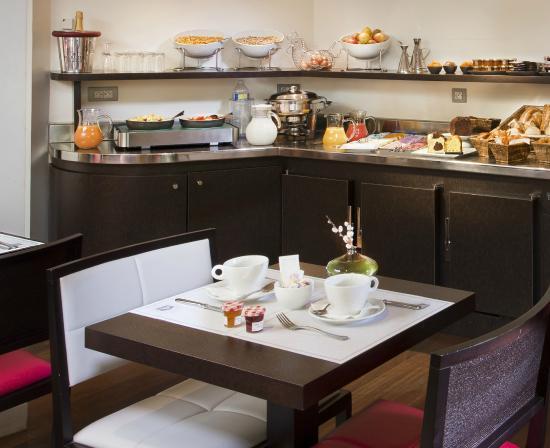 Hotel Le Colisee Paris Tripadvisor