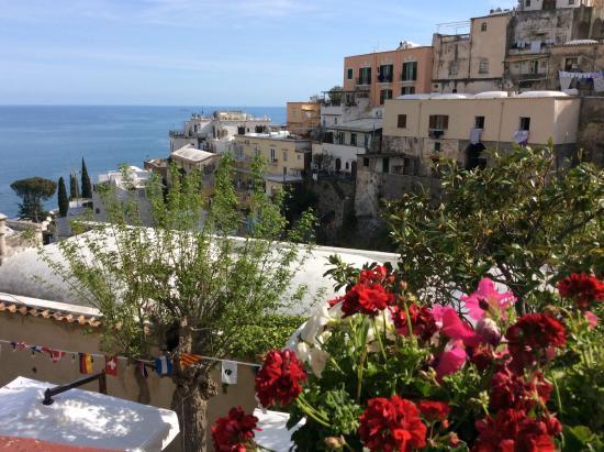 Dimora del Podesta : View from balcony