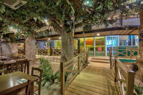 Seabank Hotel Jungle Restaurant