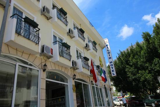 Bilgin Hotel: OTEL DIŞ