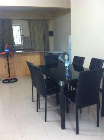 Jet Resort: soggiorno