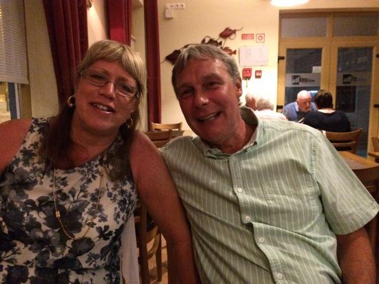Esquina Restaurante: Ann & Mike 9/5/15
