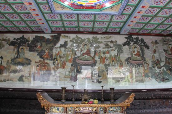 Temple of the Eight Immortals (Ba Xian An) : Temple of the Eight Immortals