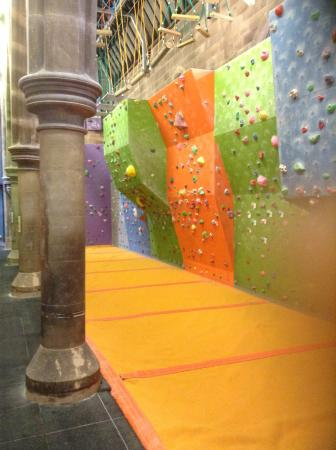 Alter Rock Climbing Centre