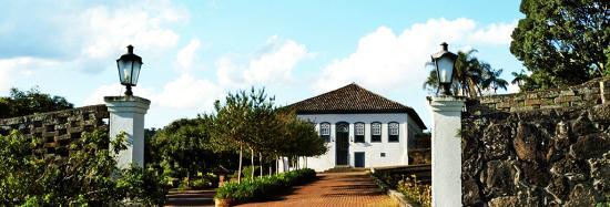 Itatiba, SP: Casarão do Hotel Histórico Fazenda Dona Carolina