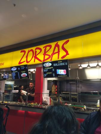 Zorba's Cuisine