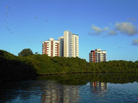 Recife, PE: Lagoa do Araçá
