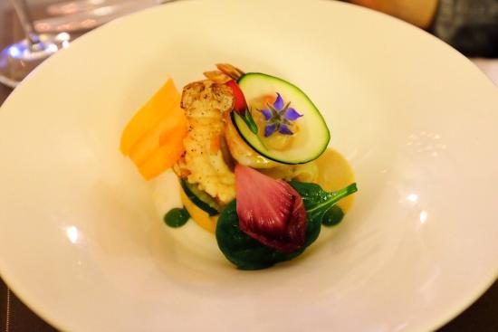 Le Potager du Mas : Beautiful food