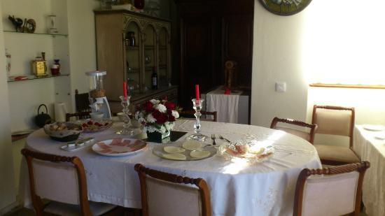Quinta de Santa Maria Casa Nostra: предметы интерьера