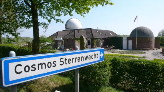 Cosmos Sterrenwacht en Planetarium