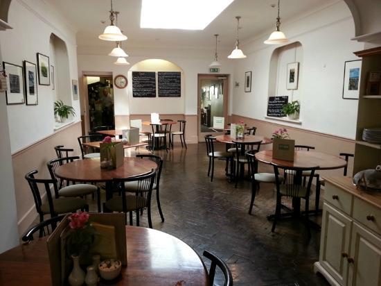 Graze: Inside Coffee Shop 1
