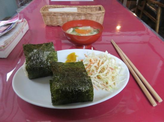 Guest House IZA Kamakura: Petit-déjeuner japonais
