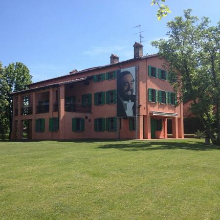 Modena, Italië: Museo casa Luciano Pavarotti