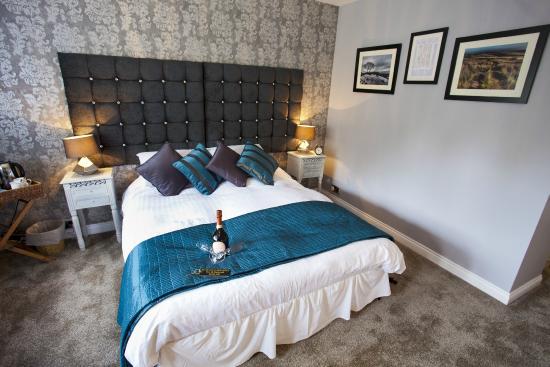 Haworth Old Hall Inn: Room 1
