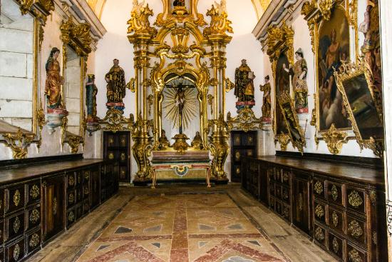 Mosteiro de Sao Martinho de Tibaes