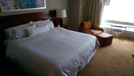 The Westin Arlington Gateway: Bed