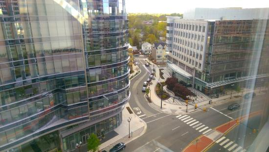 The Westin Arlington Gateway: View from room