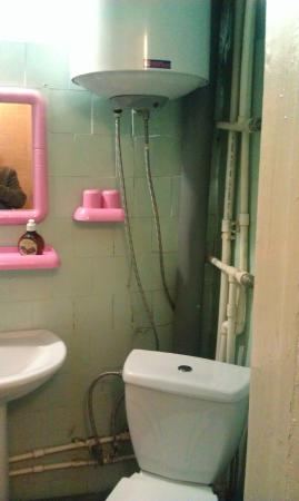 Solikamsk Inn: Ванная комната