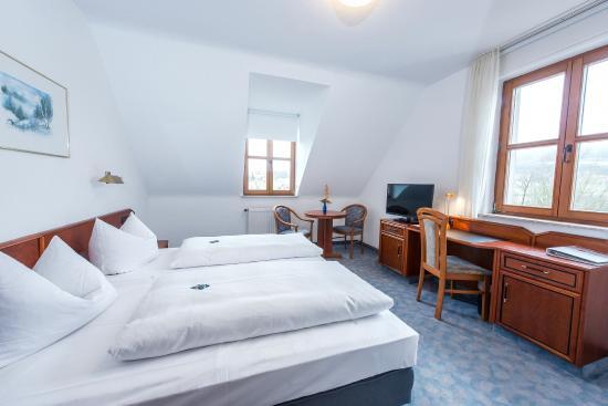 Landhotel Thüringer Hof: Unser Zimmer