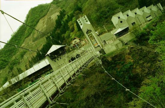 Gassan Michi-no-Eki: 道の駅