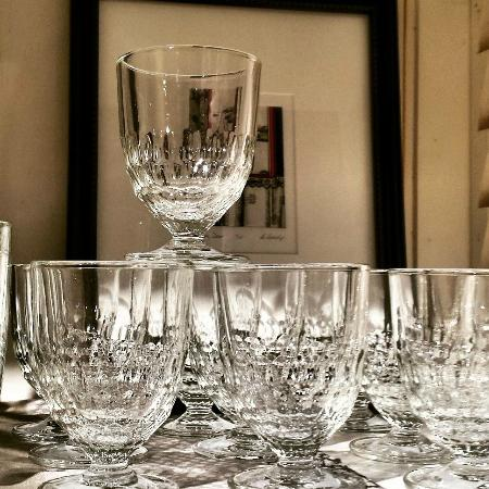 Washington, VA: La Rochere French barware