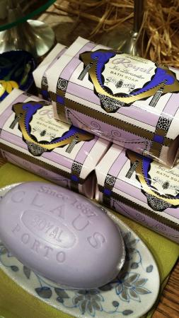 Washington, VA: Claus Porto Soaps from Portugal