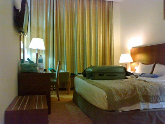 Hotel Hocine : Chambre