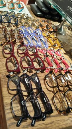 Washington, VA: SCOJO NY Eyewear