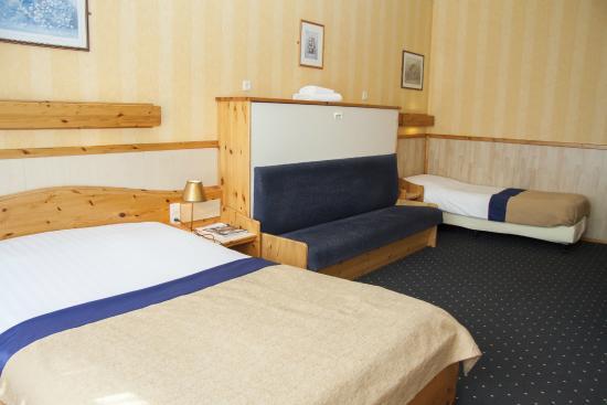 Hotel Breitner: Standard Quadruple Room