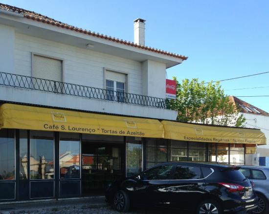 cafe sao Lourenco: Café São Lourenço