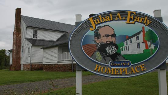 Jubal a Early Homeplace