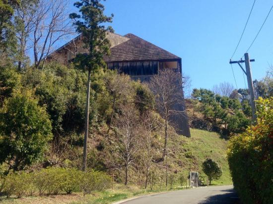 Hamamatsu Akino Fuku Museum : 天空の城の様